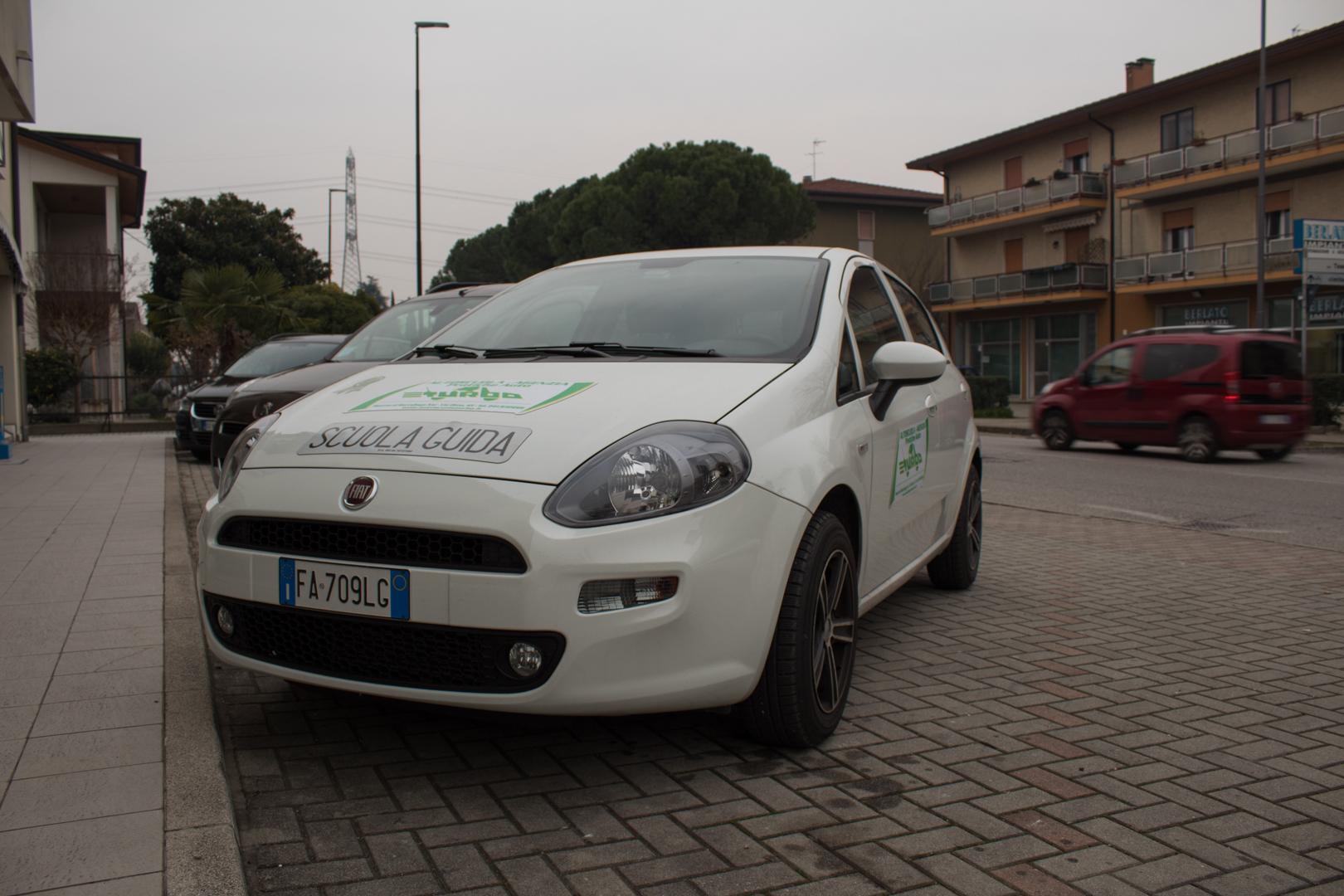 Autoscuola Turbo (Fiat Grande Punto EVO)